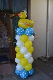 437 best balloon baby shower parties decorations images on