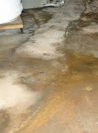 New Basement Floor - basement floor u0026 wall repair in new jersey and pennsylvania