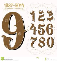 numbers tattoo tattoo collections
