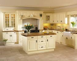 Kitchen  White Custom Made Kitchen Cabinets With Wooden Brown - Kitchen cabinets custom made