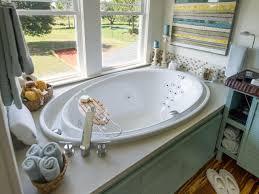 Garden Tub Which Master Bathroom Is Your Favorite Diy Network Blog Cabin