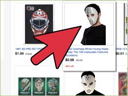 how to buy a hockey mask 6 steps with pictures wikihow