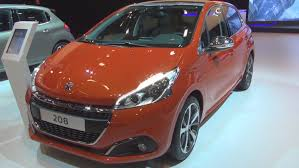 new peugeot automatic cars peugeot new 208 allure 1 2 puretech eat6 2015 exterior and