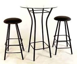 Home Depot Plastic Table Furniture Enjoy Your Dining Time With Bistro Table And Chairs