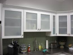 White Kitchen Cabinets With Glass Doors Lovely Kitchen Cabinet Glass Aeaart Design