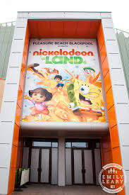 a trip with small children to blackpool pleasure beach featuring