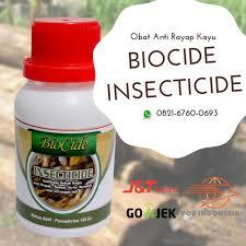 Obat Rayap anti rayap untuk triplek 2 biocide insecticide