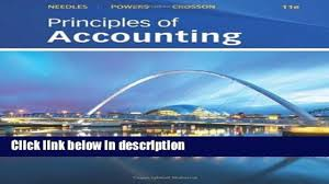 download principles of accounting financial accounting book