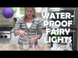 Waterproof Vase Lights Submersible Led Lights Waterproof Fairy Lights Youtube