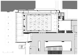 Room Floor Plan Gallery Of Uts Great Hall And Balcony Room Draw 20