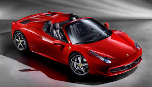 Ferrari 458 Models - visual comparison new ferrari 488 spider vs 458 spider