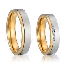 wedding ring designs aliexpress buy titanium wedding rings for men and women