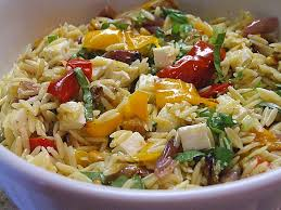 ina garten mac and cheese orzo with roasted vegetables orzo orzo salad and ina garten