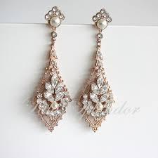 gold earrings for wedding 53 wedding earring wedding jewelry wedding earrings bridal