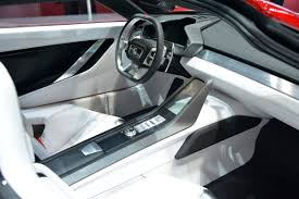 suv lamborghini interior italdesign presents lamborghini v10 powered parcour concepts live