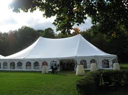 wedding tent wedding tent package for 120 guests differrentals