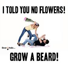 No Beard Meme - answering the questions about why do women love beards beardoholic