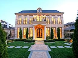 chateau homes parisian homes exterior search design and architecture