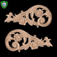 decorative wood accents interior millwork ornaments