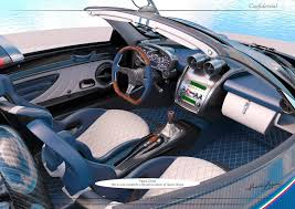devel sixteen interior another one off zonda is being built for topcar customer