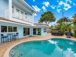 Jamaica House Pompano Beach Luxurious 4br W Deck U0026 Pool Walk To Beach Vrbo