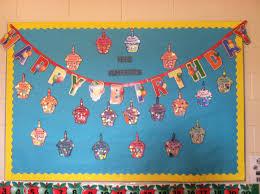 Nursery School Decorating Ideas by My Preschool Class Birthday Board Each Child Decorated Their