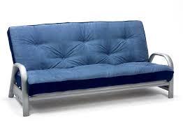 oslo 3 seater metal sofa bed