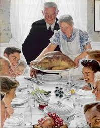 happy thanksgiving to all the saturday evening post