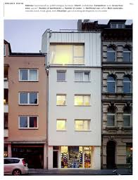 townhouse design townhouse design house holtmann cba clemens bachmann