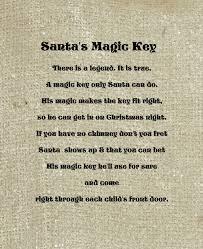 santa key 12 days of christmas day 7 santa s magic key book