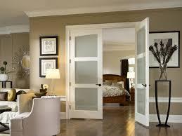 Interior Bedroom Doors With Glass Glass Doors Traditional Bedroom Orange County By Interior