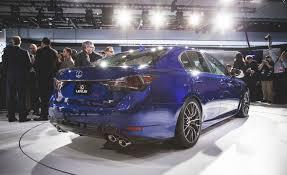 lexus gs 350 wiki 2015 naias debuts 2016 lexus gs f car statement