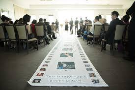 wedding runners classic wedding invitations personalised wedding aisle runner