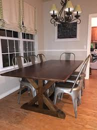Ana White Dining Room Table Ana White Fancy Farmhouse Table Diy Projects