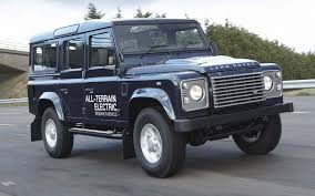 range rover defender 1990 defender goes electric land rover experiments with zero emissions