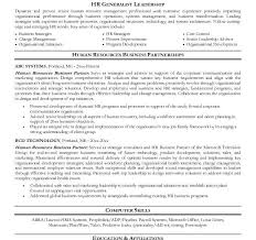 Executive Recruiter Resume Sample by Hr Business Partner Resume 22 Recruiter Resume Example Executive
