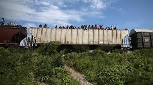 riding u0027the beast u0027 across mexico to the u s border parallels npr