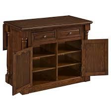 home styles monarch kitchen island monarch kitchen island with wood top oak home styles target