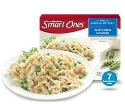 cuisine weight watchers tuna noodle casserole weight watchers smart ones