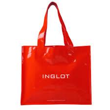 patented shopping bag inglot cosmetics