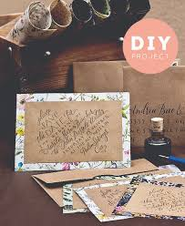 diy save the dates diy project rubber sted save the date cards by molly suber