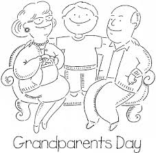 happy grandparents day 2017 cards printable coloring pages happy