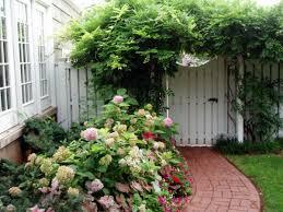 Garden Gate Garden Ideas Through The Garden Gate In Gail S Garden In Oklahoma Finegardening