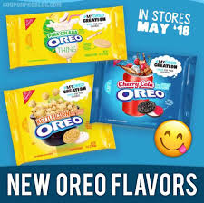 discussion 3 new oreo flavors coming in may 2018 the lounge atrl