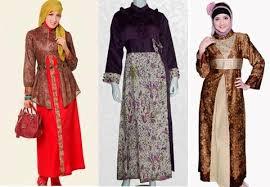Baju Muslim Dewasa Ukuran Kecil 25 model baju kebaya gamis 2018 kekinian contoh baju kebaya 2018