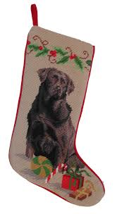 needlepoint christmas stocking dogs and cats keepsakes