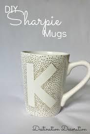 Tree Mug Diy Sharpie Mugs Using Dollar Tree Mugs