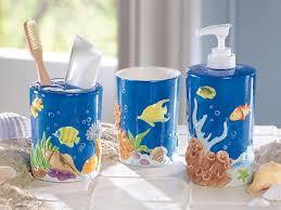 Tropical Bathroom Accessories by Tropical Fish Bathroom Decor Bclskeystrokes