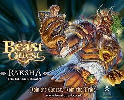 beast quest raksha wallpaper scholastic kids u0027 club