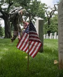 How Many Stars And Stripes Are On The Us Flag At Arlington U0027s Flags In Remembering And Honoring The Fallen